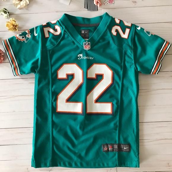 Nike NFL Miami Dolphins Jersey Reggie Bush 22 SM 8
